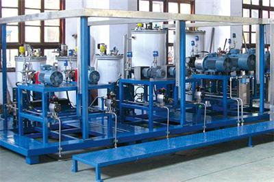 5.high pressure foaming machine